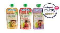 Mamia Organic Baby Fruit 4 Months+ 120g