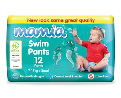 Mamia Swim Pants 7-13kg, 12pk
