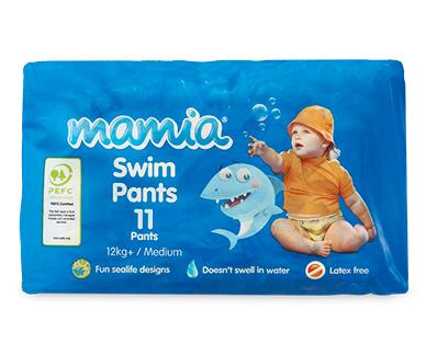 Mamia Swim Pants 12kg, 11pk