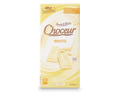 Choceur White Block Chocolate 200g