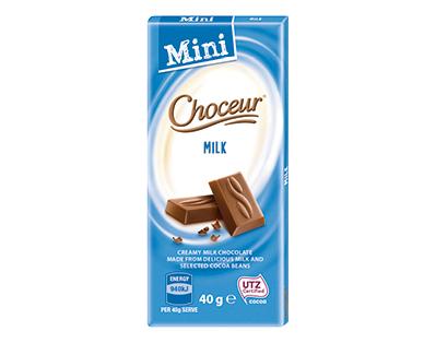 Milk Mini Chocolate Bars 5 x 40g