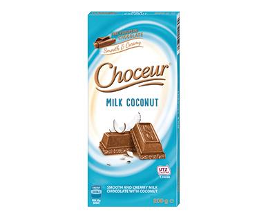 Choceur Milk Coconut 200g