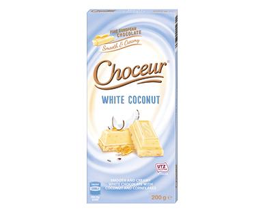 Choceur White Coconut 200g