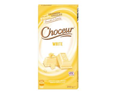 Choceur White Chocolate Block 200g