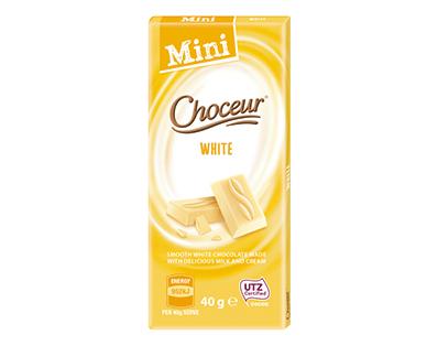 White Mini Chocolate Bars 5 x 40g