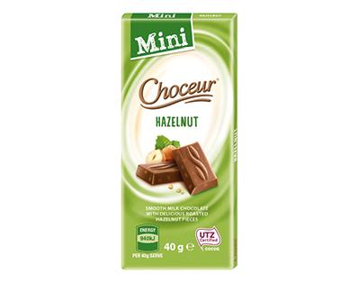 Hazelnut Mini Chocolate Bars 5 x 40g