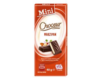 Marzipan Mini Chocolate Bars 5 x 40g
