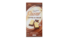 Choceur Coffee & Cream Block Chocolate 200g