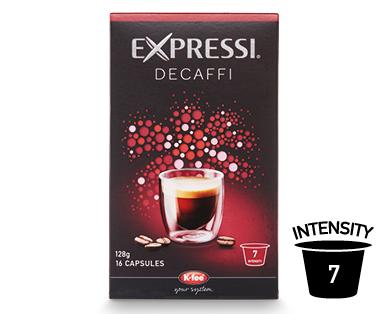 Expressi Decaffi
