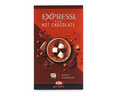 Expressi Rich Hot Chocolate