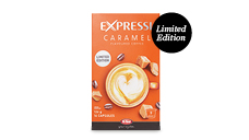 Expressi Caramel Flavoured Coffee – Limited Edition