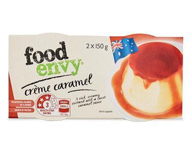 Food Envy Crème Caramel 2 x 150g