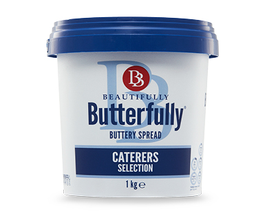 Beautifully Butterfully Caterer's Selection Buttery Spread 1kg