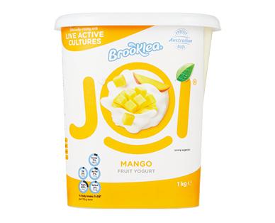 Brooklea Joi Mango Yogurt 1kg