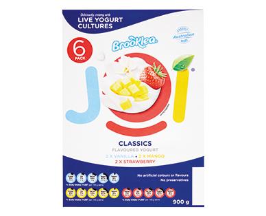 Dairy Dream Blueberry Fruit Swirled Yogurt 720g