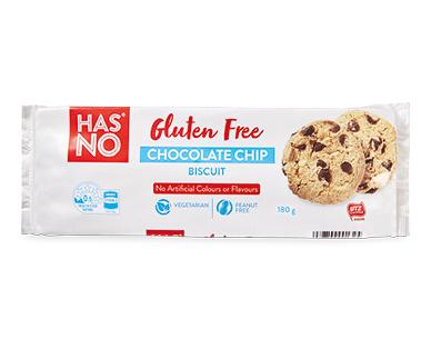 Gluten Free Chocolate Chip Biscuit 180g