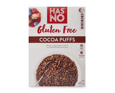 Gluten Free Cocoa Puffs 475g