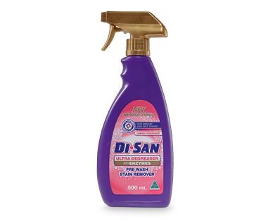 Di San Pre Wash Stain Remover 500ml - Degreaser