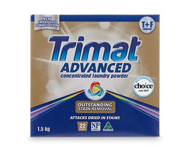 Trimat Advanced Laundry Powder Concentrate Regular    1.5kg