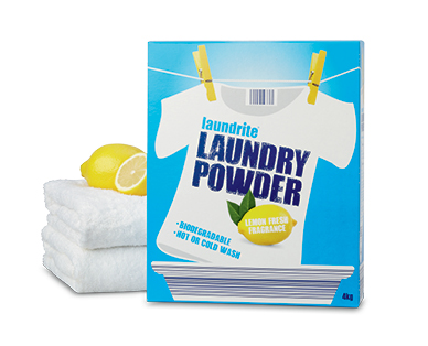 Laundrite Laundry Powder 4kg
