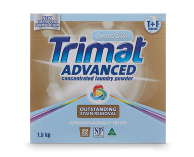 Trimat Advanced Laundry Powder Concentrate Sensitive 1.5kg
