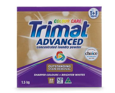 Trimat Advanced Laundry Powder Concentrate 1.5kg – Colour Care