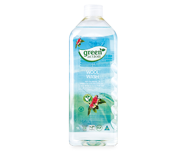 Green Action Wool Wash 1L