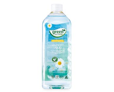 Green Action Laundry Liquid 1L