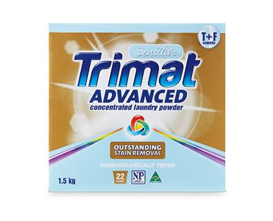 Trimat Advanced Laundry Powder Concentrate Sensitive 1.5kg