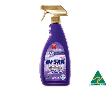 Di San Pre Wash Stain Remover 500ml - Oxy Action