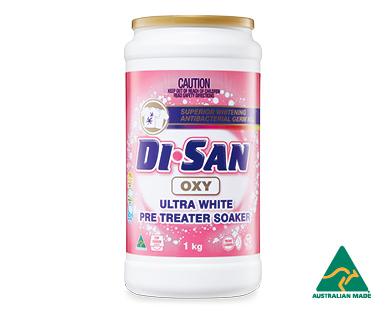 Di San Laundry Soaker & In Wash Booster 1kg - Ultra White