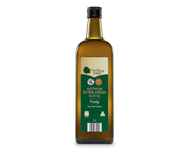 The Olive Tree Australian Extra Virgin Olive Oil 1L – Fruity