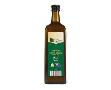 The Olive Tree Australian Extra Virgin Olive Oil 1L – Classic