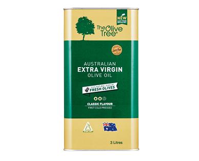 The Olive Tree Australian Extra Virgin Olive Oil 3L