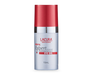 LACURA® Skin Science Renew Expert Double Effect Eye Gel 15ml