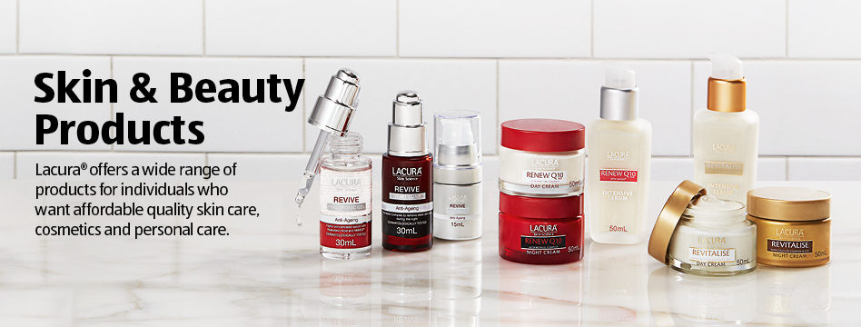 cosmetics and skin