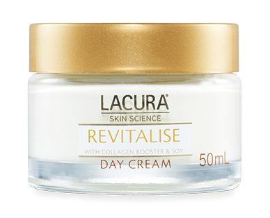 LACURA® Skin Science Revitalise Day Cream with Soy for Mature Skin 50ml