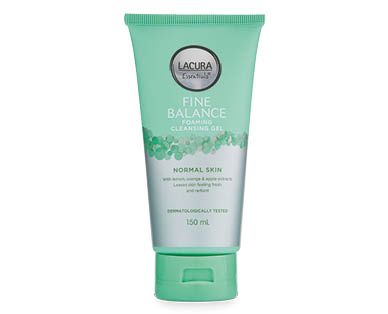 LACURA® Essentials Fine Balance Foaming Cleansing Gel 150ml