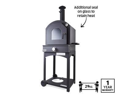 gas pizza oven aldi australia. Black Bedroom Furniture Sets. Home Design Ideas