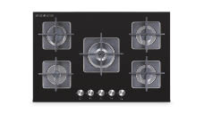 77cm Glass Gas Cooktop