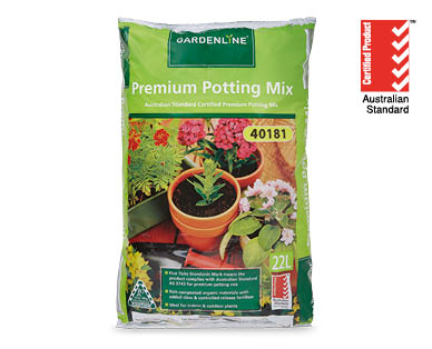 Potting Mix 22L