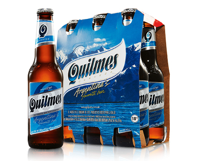 Quilmes Lager 6 x 330ml