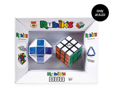 Rubik's Duo