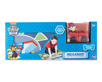Licensed Felt Mat And Vehicle Aldi Australia