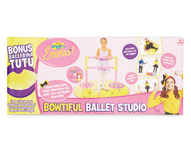 Emma & Wiggles Ballet Set