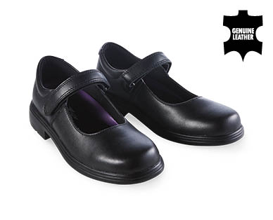 Premium Mary Jane Leather School Shoes