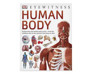 Project Books - Human Body