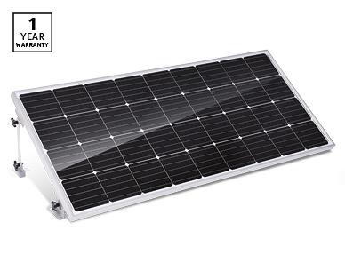 Caravan Solar Panel 170w Kit Aldi Australia