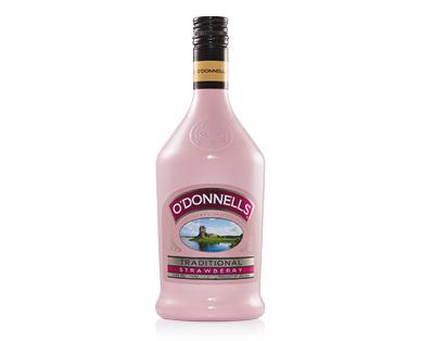 O'Donnells Strawberry Flavoured Irish Country Cream 700ml