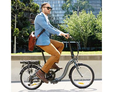 folding electric bike aldi australia. Black Bedroom Furniture Sets. Home Design Ideas